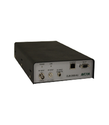 Compact Spectrum Analyzer Dual Channel 5-2500 MHz - AVCOM