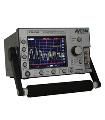 Portable Signal Analyzer extended band