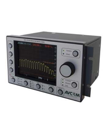 Mini-SNG Spectrum Analyzer with Display